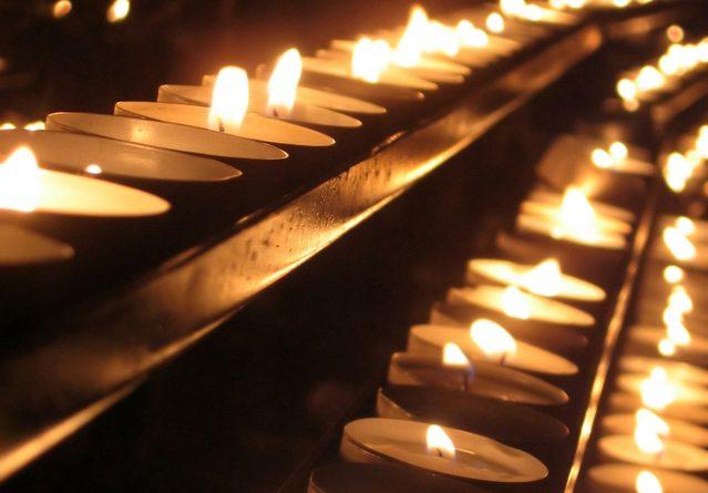 Begravning i Växjö